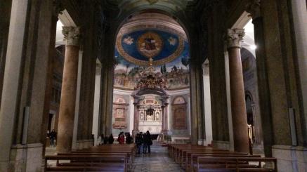 Croce inside