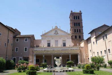 Santa Cecilia in Trastervere